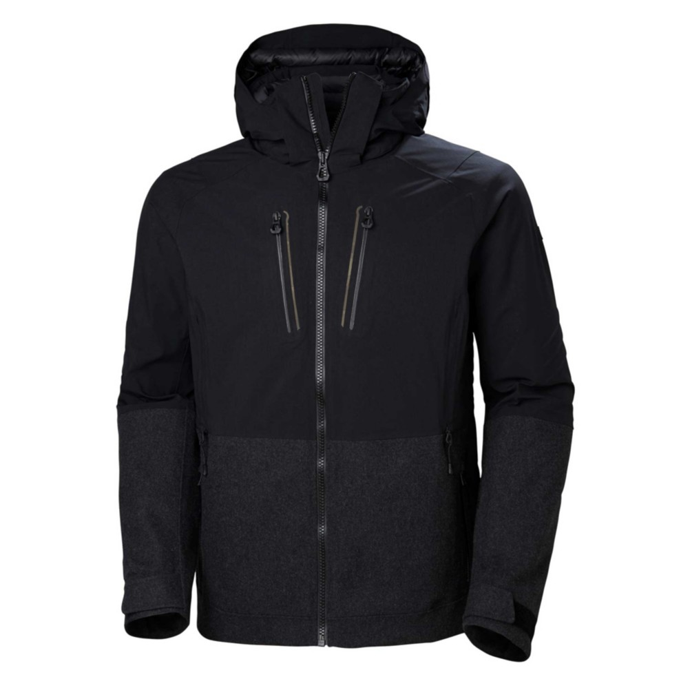 Results Helly Hansen Nelson Mens Insulated Ski Jacket Gear