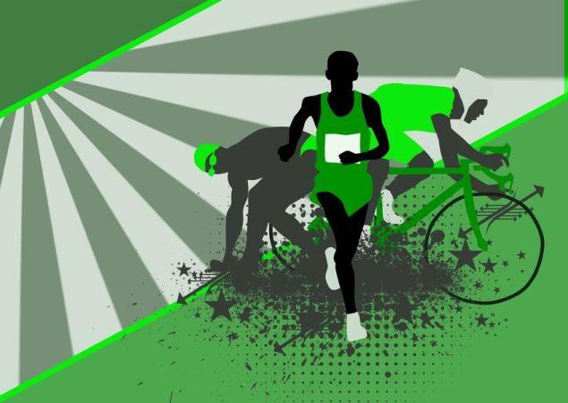 Triathlon 635 x 450