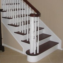 Summitt Forest Products Stairs