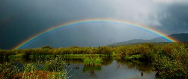 Lowslung rainbow.