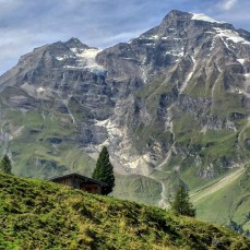 The glaciers in the Hohe Tauern region of the Austrian Alps have receded by hundreds of feet in just the past few decades.