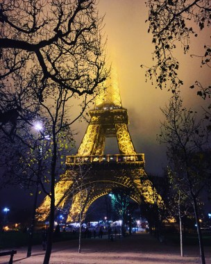 Paris is always a magical place, and during the 2015 climate talks, it was downright inspirational.