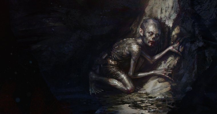 Unrequited Love and Sméagol's Doom