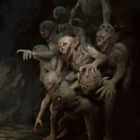 The Itty Bitty Shitty Committee as a TTRPG Monster