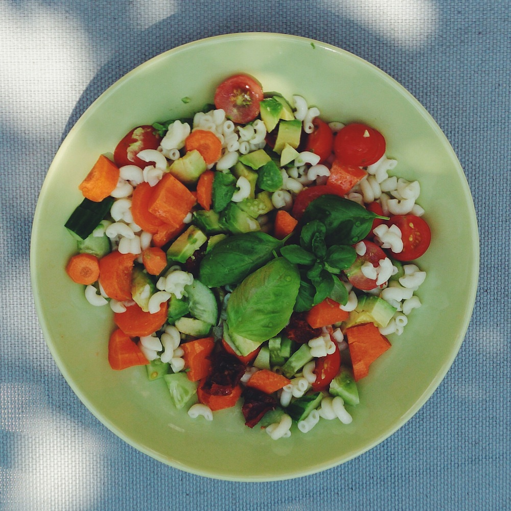 Nutritional summer salad