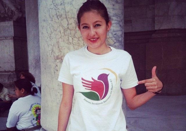 Jovenes Sembrando Esperanza por Mexico