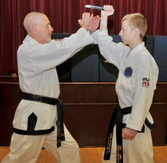 Sumners TKD self defence - 2