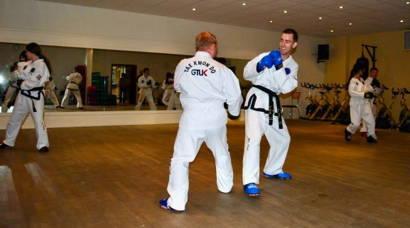 Sumners TKD Classes - 4