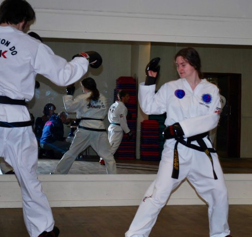 Sumners TKD Classes - 5