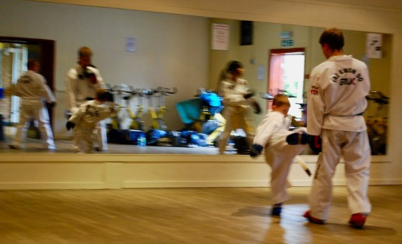 Sumners TKD Classes - 6
