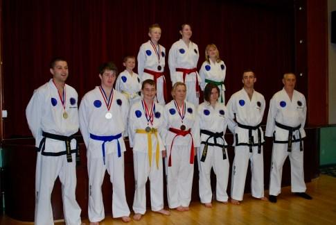 Sumners Taekwon-do Competition Photos