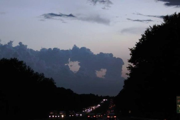 The Cloud Monster