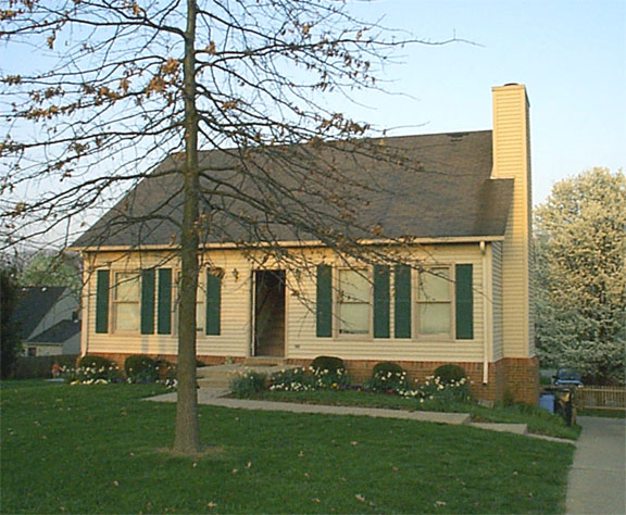 Our current home in Lexington, KY