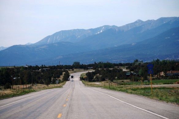 Entering Salida CO June 2013-X2
