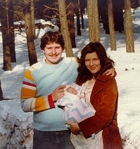 Starting my family in 1980 in Flagstaff, AZ