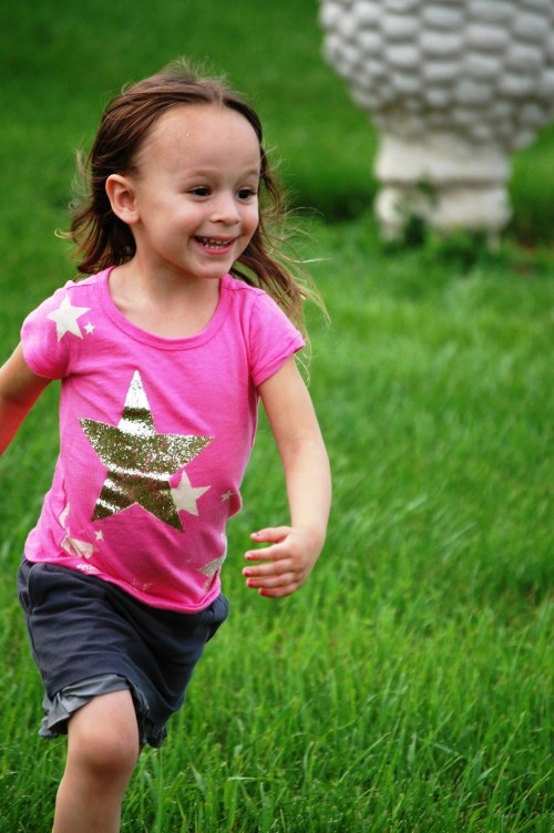 Running - July 2011