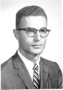 Joe Kravetz late 1950s