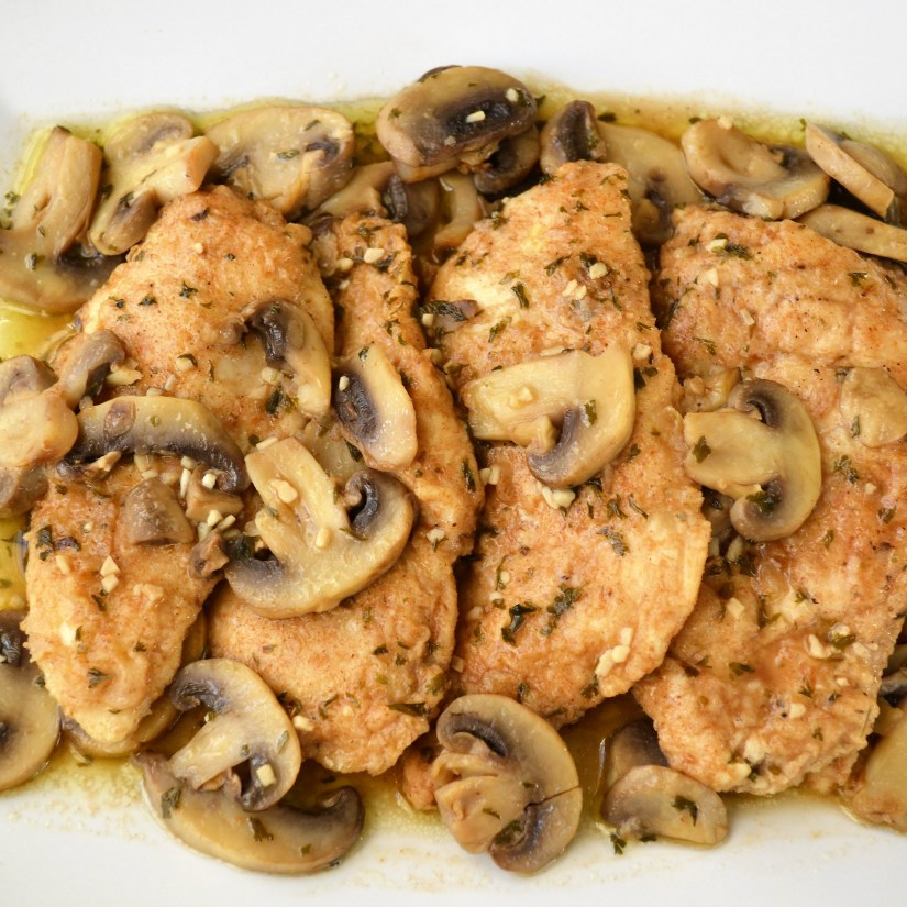 Quick And Easy Chicken Marsala Recipe