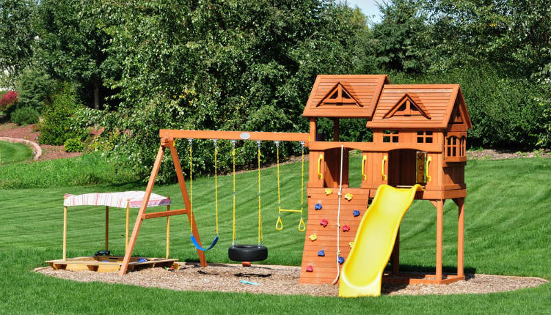 What is swing set