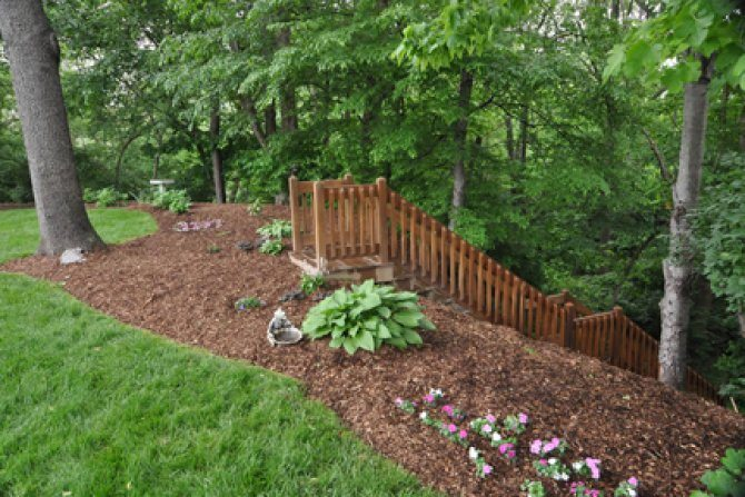 mulch benefits