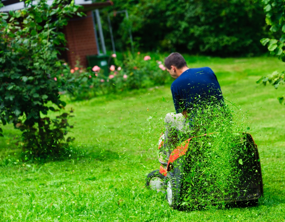 how to mow your lawn?