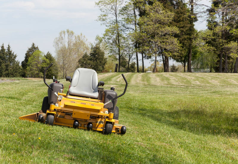 What is a Zero turn mower?