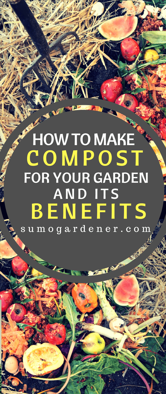 These are all the tips on how to make compost for your garden and the benefits that your soil can get from the compost that you are going to make.