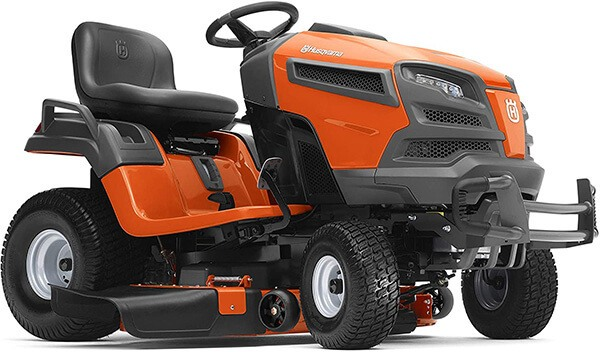 Husqvarna YT42DXLS 42 inches 25HP Kohler Lawn Tractor Equipped with automatic locking differential senses