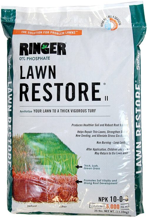 Safer Brand 9333 Ringer Lawn Fertilizer