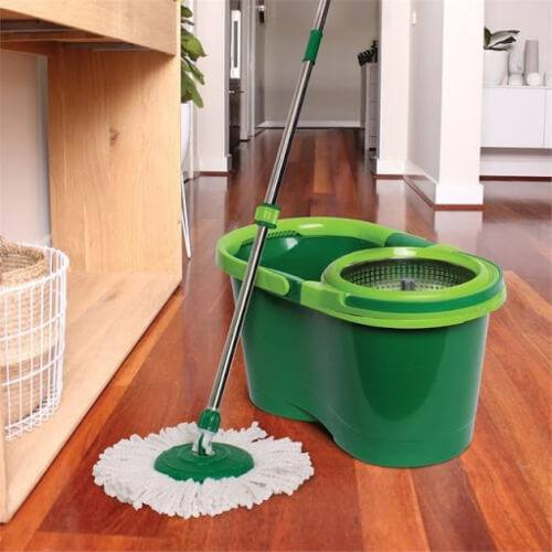 What Is A Spin Mop?