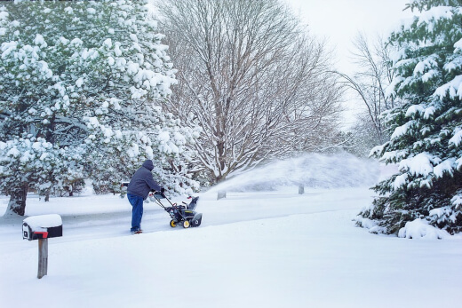 Electric snow blowers are best-suited to light to moderate snowfall areas as an alternative to a gas single-stage snow blower.