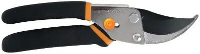 Fiskars steel bypass shears