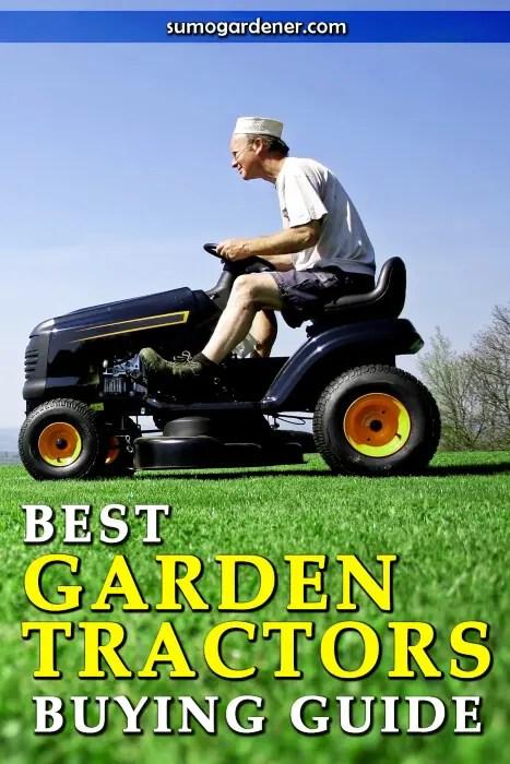 Best Garden Tractors Buying Guide