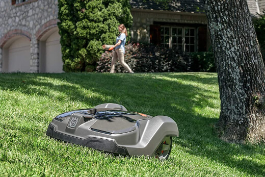 Robot Lawn Mowers are electric lawn mowers powered by rechargeable lithium-ion batteries