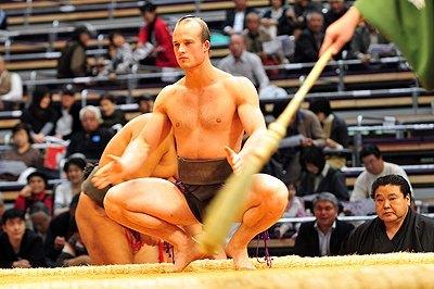 """El luchador checo Pavel Bojar """"Takanoyama"""" ha anunciado su retirada (Foto: Martina Lunau)"""