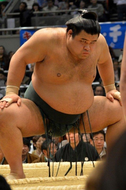 El gran torneo del Sekiwake Takayasu podría llevarle al rango de Ozeki a corto plazo (Foto: Martina Lunau)
