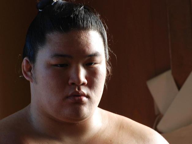 El Ozeki Goeido podría alcanzar la promoción a Yokozuna en este torneo (Foto: Martina Lunau)