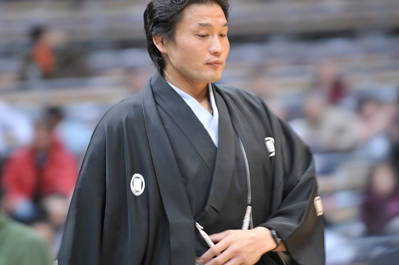 Yokozuna Takanohana