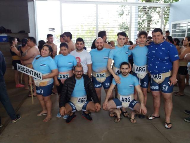 Argentina Sumo
