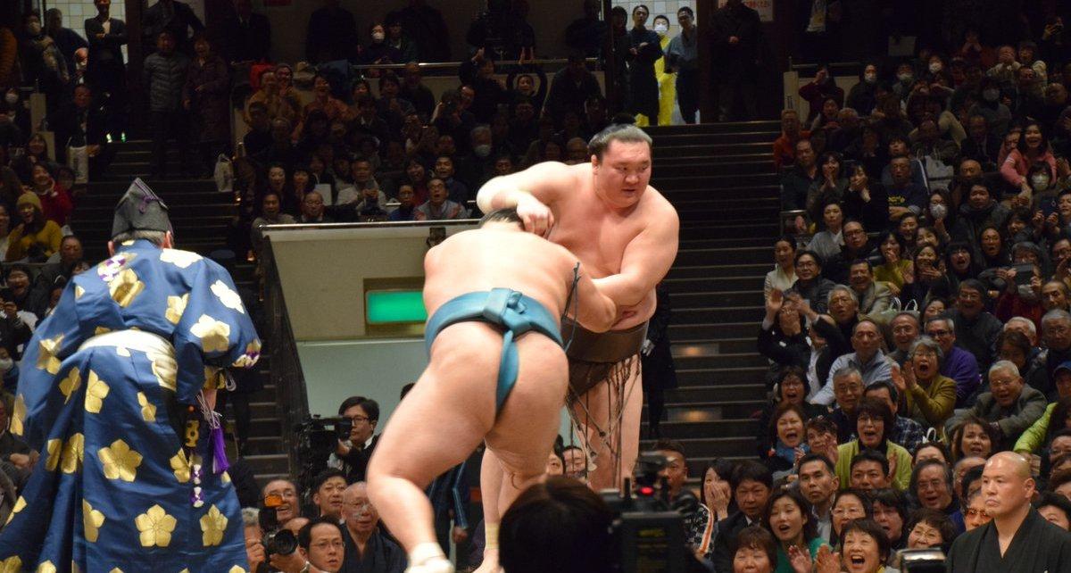 Tamawashi Hakuho