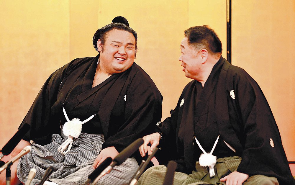 Ozeki Takakeisho