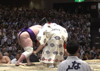 Tochinoshin foot