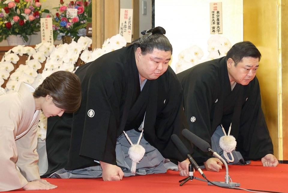 Ozeki Shodai