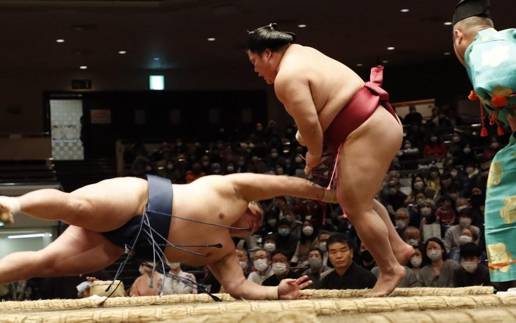 Daieisho vs Tamawashi