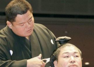 Tokitsukaze oyakata danpatsu