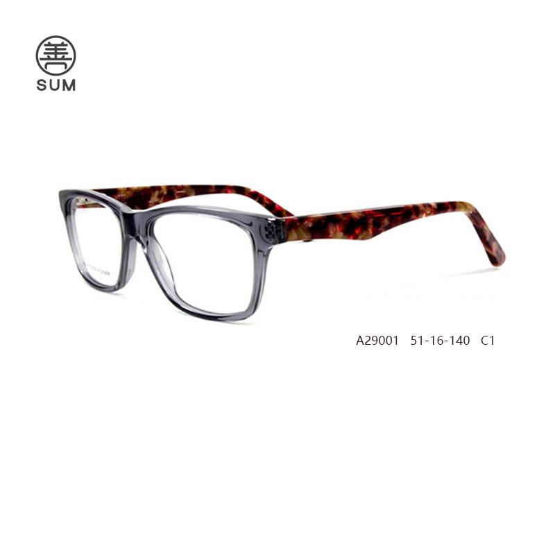 Acetate Eyeglasses For Women A29001 C1