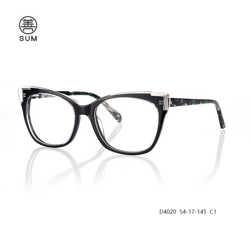Acetate Eyewear D4020 C1