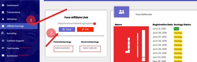 sumobank affiliate program