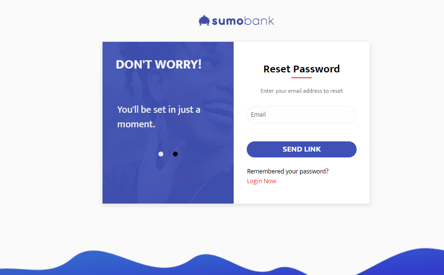 How to Reset Sumotrust Account Password