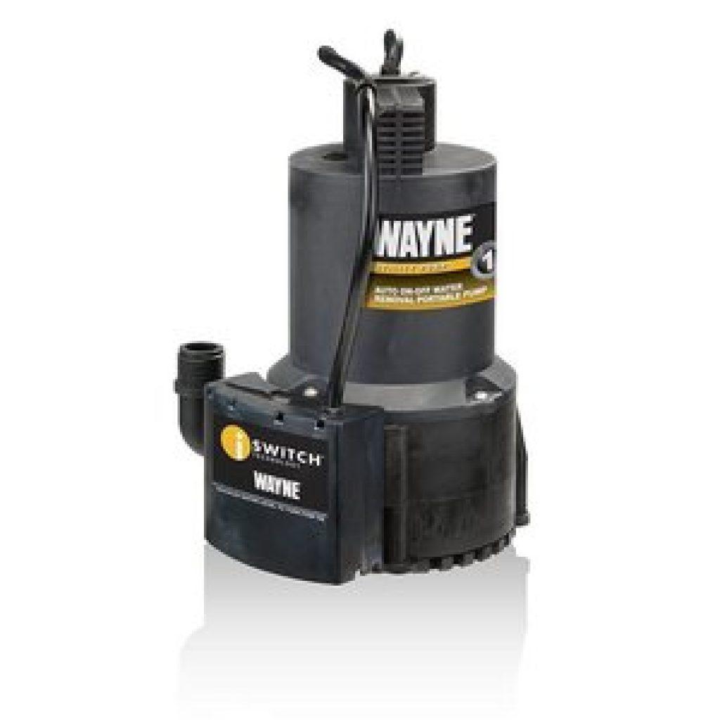 The Wayne Eeaup250 Submersible Sump Pump